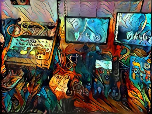 Eden Console Mozaic